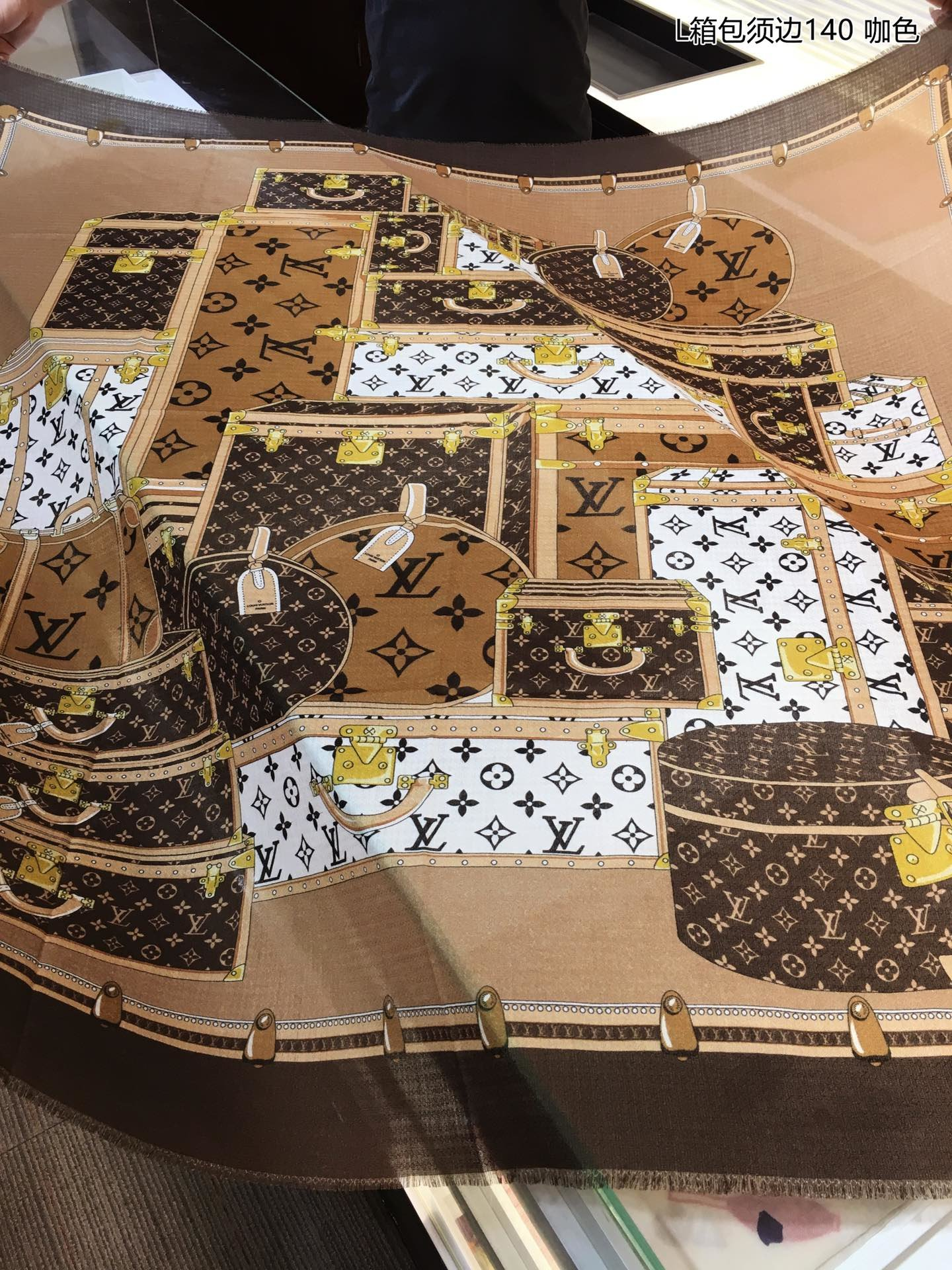 Louis Vuitton Шарф