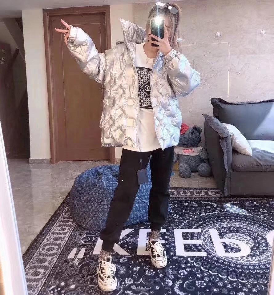 Louis Vuitton Зимний пуховик, хит 2020 года