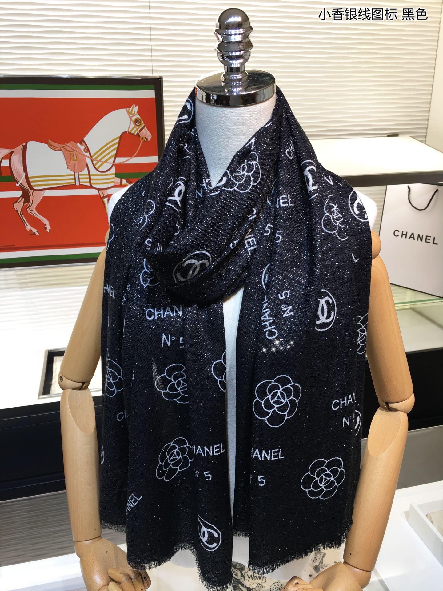 Chanel Шарф