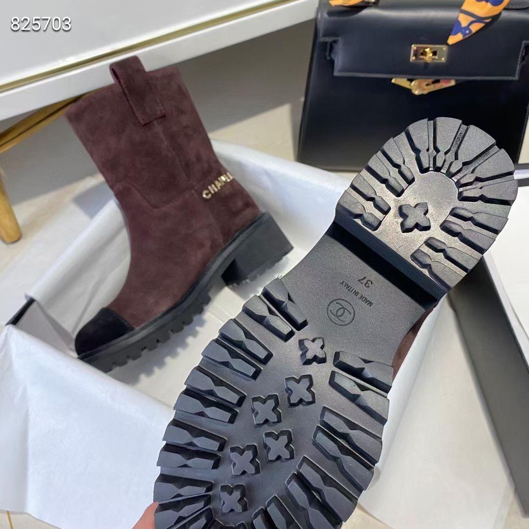 Chanel Ботинки