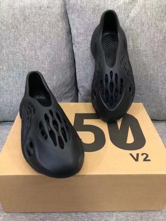Adidas Кроссовки Adidas Yeezy Foam RNNR Ararat черные