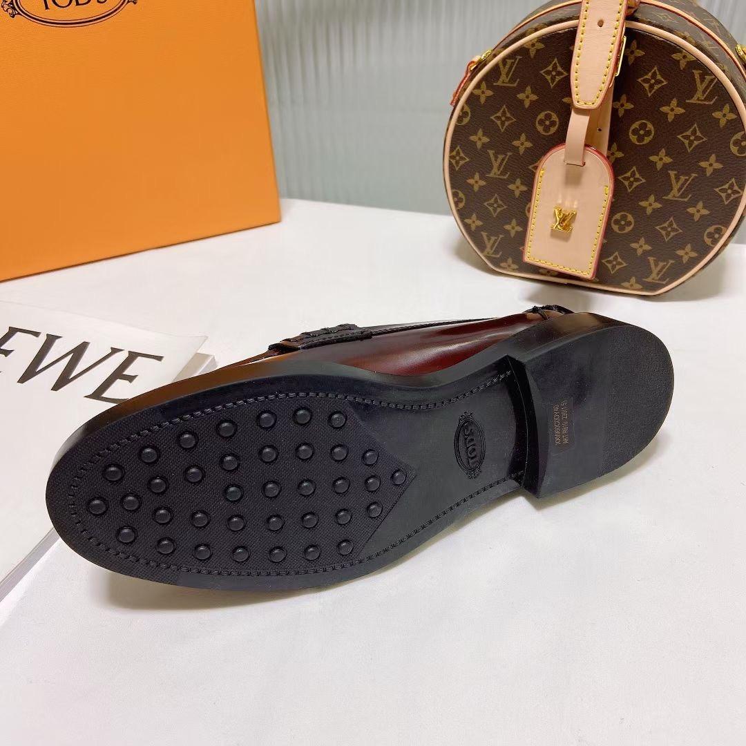 TODS Туфли женские Ruifu, натуральная кожа