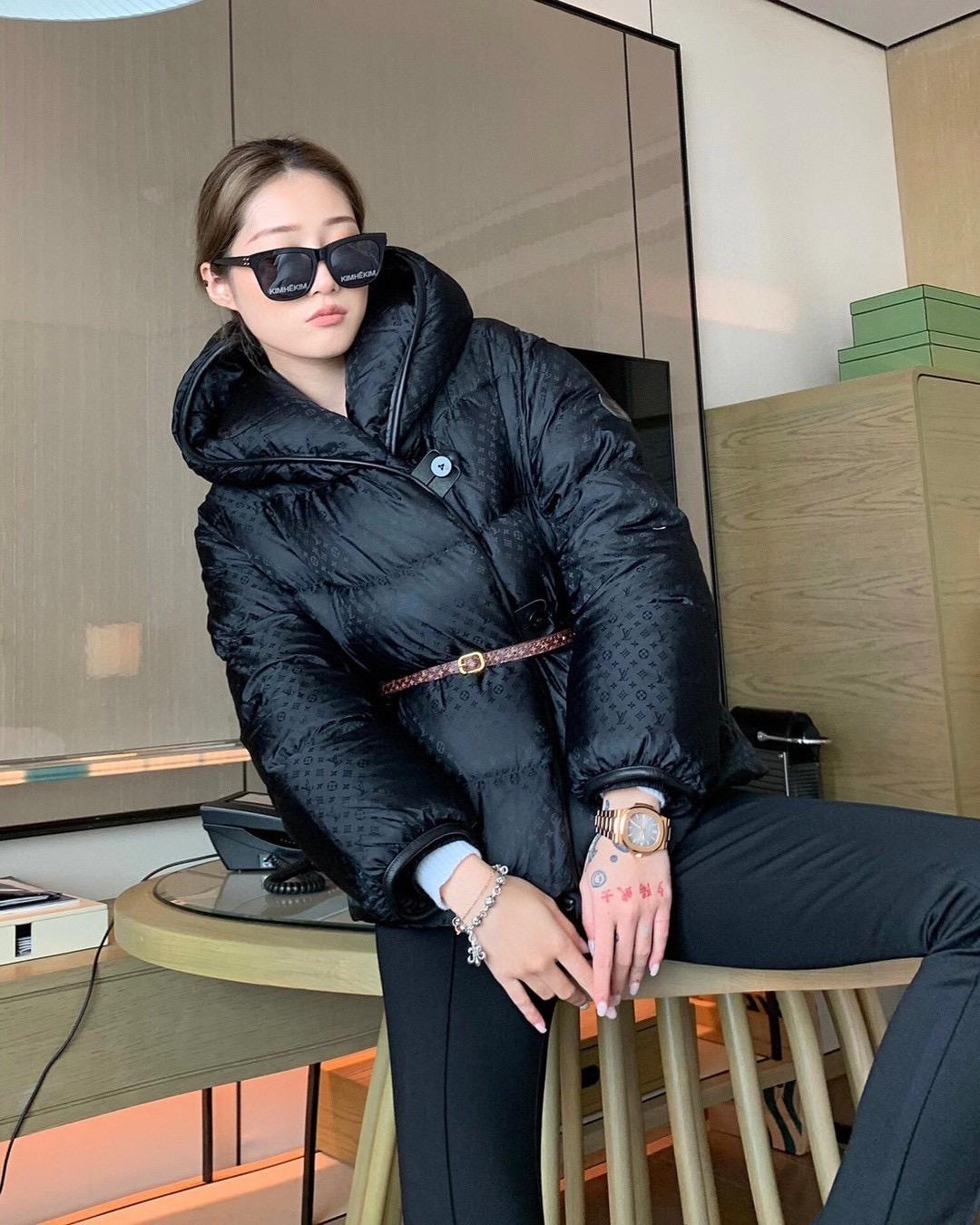 Louis Vuitton Зимний пуховик
